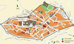 Mappa di Urbino - Cartina di Urbino