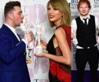 Brit Awards 2015: Ed Sheeran y Sam Smith grandes ganadores