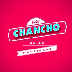 Mantras by Chancho , via Behance