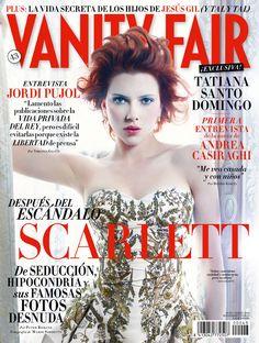 Nº 43.- Marzo 2012. Scarlett Johansson. © Mario Sorrenti