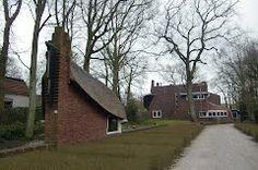 Panoramio - Photo of Tuinhuisje bij De Ark van architect J.F. Staal (Trudi)