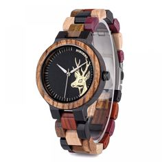 Deer Printed Colorful Bamboo Wood Women's Watches Price: US $51.98 & FREE Shipping 🤔 🤔🤔 Curious about eco-friendly products? 🌿🐼🐾 Want to make a difference? 💃🕺😺 Then be part of the solution 💚✅🌌 don't be part of the problem 💩⚡📴 #zerowaste #sustainable #noplastic #eco #ecofriendly #reusable #plasticfreejuly #vegan #sustainableliving #reuse #gogreen #zerowastehome #sustainability #environment #stasherbag #nowaste #zerowastelifestyle #plantbased #recycle #plasticpollution #wastefree… Deer Pattern, Couple Watch, Deer Print, Wooden Watch, Black Stainless Steel, Watch Bands, Biodegradable Products, Bamboo, Quartz
