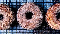 BA's Best Apple Cider Doughnuts | Bon Appetit Recipe
