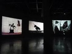 William Kentridge films in the tanks Tate Modern