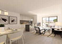 #off-plan_project of #apartments and penthouses in #MijasCosta, near facilities, beach and golf. See http://bablomarbella.com/en/show/sale/25023/