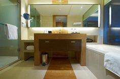 Topaz Backlit Mirror Backlit Mirror, Corner Desk, Mirrors, Topaz, Furniture, Home Decor, Corner Table, Decoration Home, Room Decor