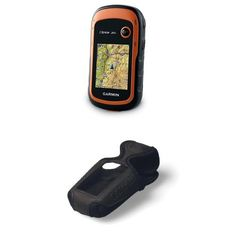Garmin eTrex 20x with Garmin eTrex Carrying Case. For product info go to:  https://all4hiking.com/products/garmin-etrex-20x-with-garmin-etrex-carrying-case/
