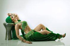 Atelier Yasmin Hassanein - Trajes para Dança do Ventre - Bellydance Costumes: Esmeralda Colabone - Figurino / Bellydance Costume...