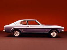 Ford Capri 2000 GT (1972)