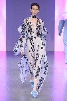 Teatum Jones, Spring 2018 - London Fashion Week's Most Unforgettable Dresses - Photos