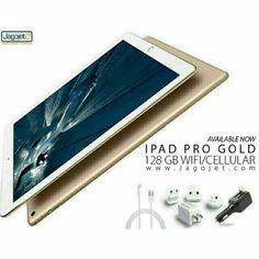 Saya menjual iPad Pro seharga Rp123.456.000. Dapatkan produk ini hanya di Shopee! http://shopee.co.id/adhipradana/4756375 #ShopeeID