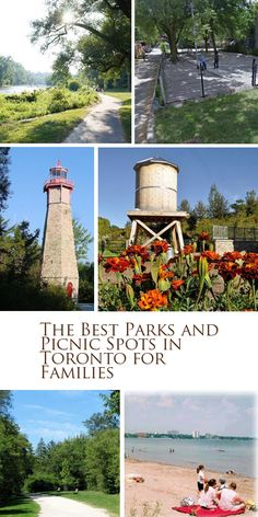 The Best Parks and Picnic Spots in Toronto:     It's easy to head to your local playground, but this summer why not push the boundaries with a historic hike, a spot of culture, or some majestic scenery for your family's fill of Vitamin D? We've found ten must-try parks and picnic spots for all your low-key outdoor adventures.