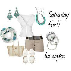 Very summery!! liasophia.com/twl
