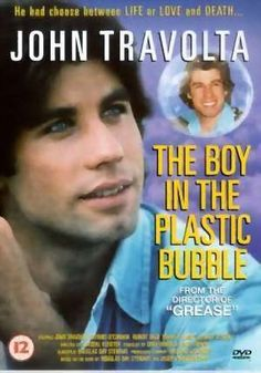 The Boy in the Plastic Bubble. 1970s made for tv movie. yep, I cried.