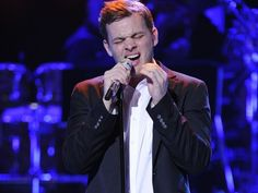 American Idol's Clark Beckham - He's using his music as a platform to honor God. His voice