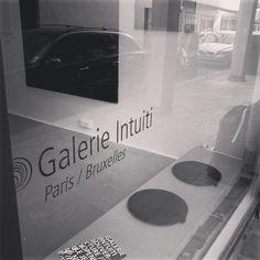 Galerie Intuiti Bruxelles  > 690 chaussée de Waterloo - espaces 15 et 16 - 1180 Bruxelles  > du jeudi au samedi de 14h à 18h  > rm@galerie-intuiti.com  ©Exposition d'ouverture Nov2014