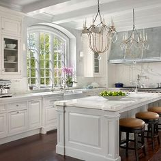 Modern French Kitchen, French, kitchen, O'Brien Harris