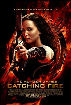 The Hunger Hames: Catching Fire