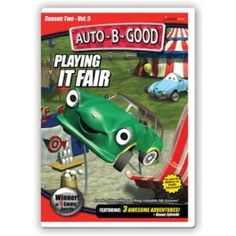 Auto B Good Season 2 Vol 5: Playing It Fair DVD