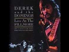 From Live at the Fillmore Eric Clapton - guitar/vocals Bobby Whitlock - keyboards/vocals Carl Radle - bass Jim Gordon - drums 70s Music, Music Love, Love Songs, Rock And Roll, Eric Clapton Guitar, Fillmore East, Jim Gordon, Presence Of The Lord, Like This Song