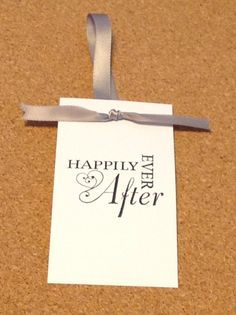Wedding Wish Tree Tags Gray New Style 50 by MyPrettyPaperGifts, $40.00