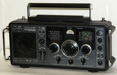 RP 8880 Shortwave Radio/Receiver
