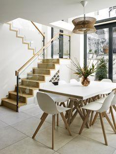 Lower ground floor - Bayswater Family Home - claregaskin.com