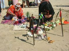 Ceremonia frente al Mar - Las Salinas