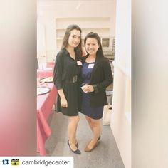 #Repost @cambridgecenter with @repostapp.  Say hello to CCAE instructors Lucia (piano) and Ploy (cooking) #ccae #cambma #harvardsquare #boston by ployskitchen October 01 2015 at 10:23PM