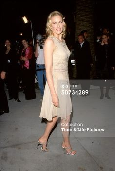 March 23, 1998 - Actress Daryl Hannah at Academy Awards