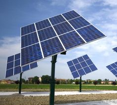 There are several reasons why #SolarPanelsCost is so high. Solar power is starting to be implemented more and more, since the demand has increased so that the price for the parts that are used to make the solar panels. Read more... http://checkthis.com/solarpanelscost
