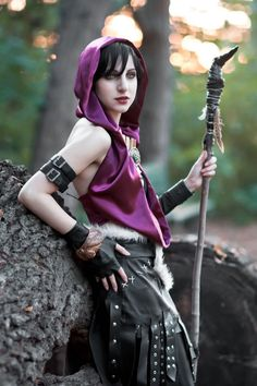 Morrigan, Dragon Age