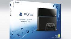 Стала известна цена PlayStation 4 1TB в Европе; Упадет ли стоимость модели 500GB? / Игровые новости на hotplay.com.ua