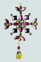 Renaissance Jeweled Cross