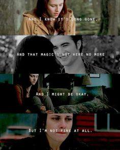 New Moon ~ Edward and Bella