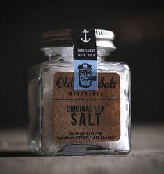 Old Salt Merchants - sea salt