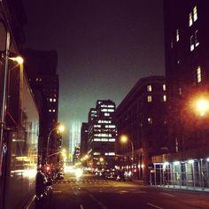 """Down Church Street. #nyc #tribeca"" —pauldub"