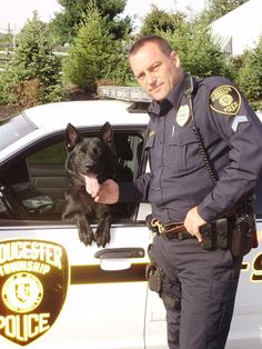 #GTPD K-9 Maximus Retires After 4 Years Of Service: http://gtpolice.com/?p=3767  #GloTwp #GloucesterTwp #LESM