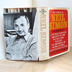 Comedy of  Neil Simon Introduction by Simon by ProsperosBookshelf, $90.00