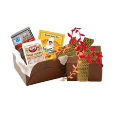 Happy Thanksgiving! Gluten Free Gift Box Time for Thanksgiving! Now's the time to give thanks for all the wonderful blessings in your life: your spouse, kids, friends, co-workers, clients, employers... And what better way to show them that your are thankful for them, than by sending this beautiful Thanksgiving gift box?!? #GlutenFree #Gifts #GlutenFreeGifts #GiftBox #Thanksgiving #HappyThanksgiving #GlutenFreeGiftBox