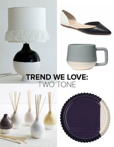 Trend We Love: Two Tone | Lonny