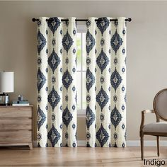TAPESTRY CURTAINS 96 INCHES LONG