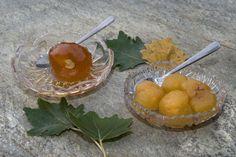 preserves made from fruits Cafe Bar, Canning Recipes, Preserves, Plum, Fruit, Food, Preserve, Essen, Preserving Food