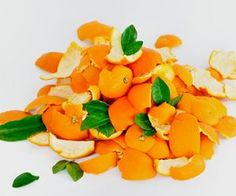 Steps to Boil Orange Peels for fragrance