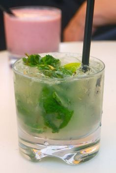 Always Order Dessert: The Splendito (Low-Carb Mojito Recipe) -- Food Blog and Recipes