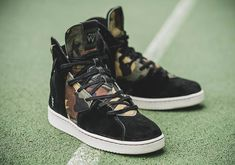 297ac1251a27 Jordan Westbrook Black Camo Release Date. This Jordan Westbrook features a  Black upper with Camouflage overlays sitting atop a clean White sole.