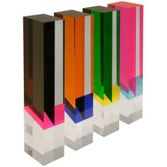 Acrylic Sculpture by VASA  Lol I know it's acrylic but some ideas if we want to do a sculpture?