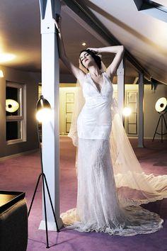Model: Margarida Moreira Dress: Elsa Barreto