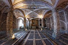Capela dos Ossos by Paweł Kijak on 500px