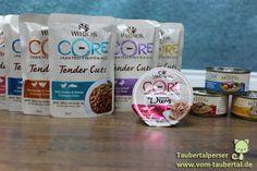 Katzenfuttertest: Wellness Core – Taubertalperser